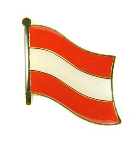 Flaggen Pin Fahne Österreich NEU Anstecknadel Flagge