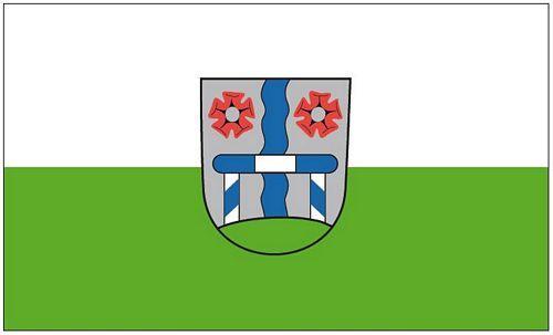 Fahne / Flagge Gröbenzell 90 x 150 cm
