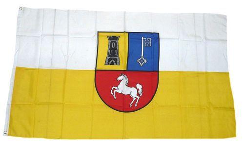 Fahne Schöningen Hissflagge 90 x 150 cm Flagge