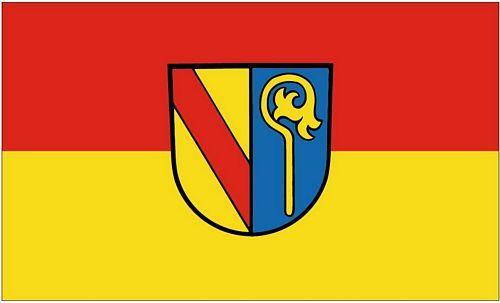 Fahne / Flagge Durmersheim 90 x 150 cm