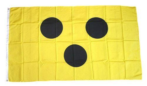 Fahne / Flagge Blindenfahne 90 x 150 cm