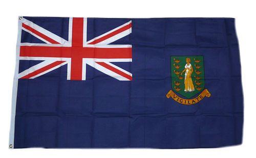 Flagge / Fahne Britische Jungferninseln Hissflagge 90 x 150 cm