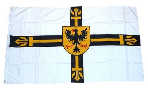 Fahne / Flagge Deutscher Orden 90 x 150 cm