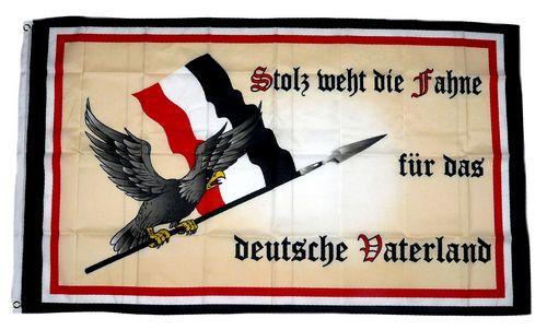 Deutschland Historisches Fahnenwelt