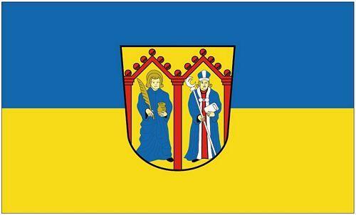Fahne / Flagge Willebadessen 90 x 150 cm