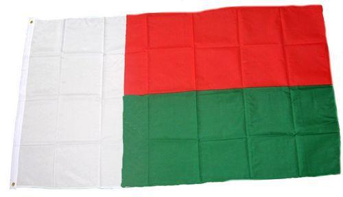 Flagge / Fahne Madagaskar Hissflagge 90 x 150 cm