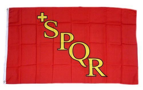 Fahne / Flagge Italien - Rom 90 x 150 cm