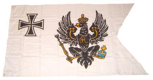 Fahne / Flagge Preußen Topflagge 90 x 150 cm Flagge