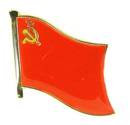Flaggen Pin UDSSR