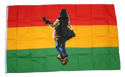 Fahne / Flagge Hippie 90 x 150 cm