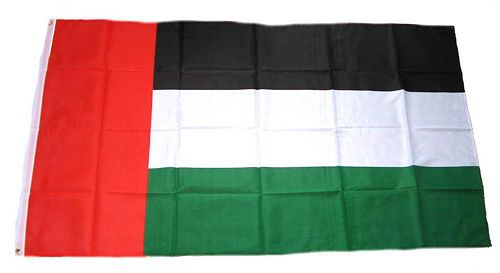 Flagge / Fahne Vereinigte Arabische Emirate 90 x 150 cm