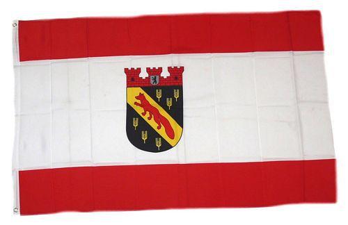 Flagge / Fahne Berlin Reinickendorf Hissflagge 90 x 150 cm