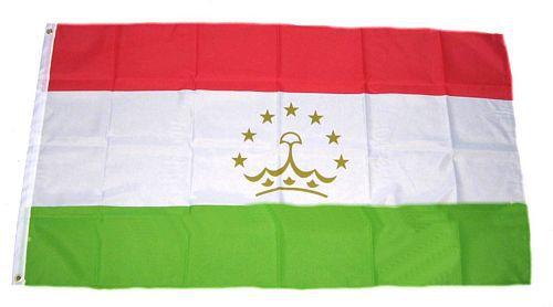 Flagge / Fahne Tadschikistan Hissflagge 90 x 150 cm