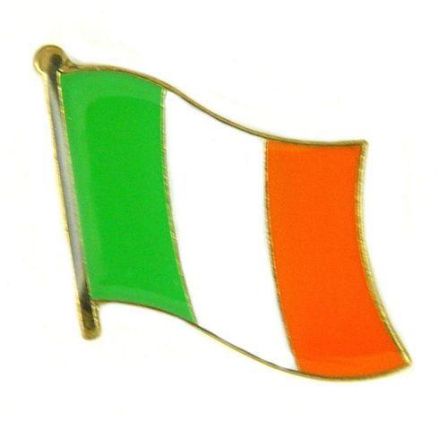 Flaggen Pin Fahne Irland Pins NEU Anstecknadel Flagge
