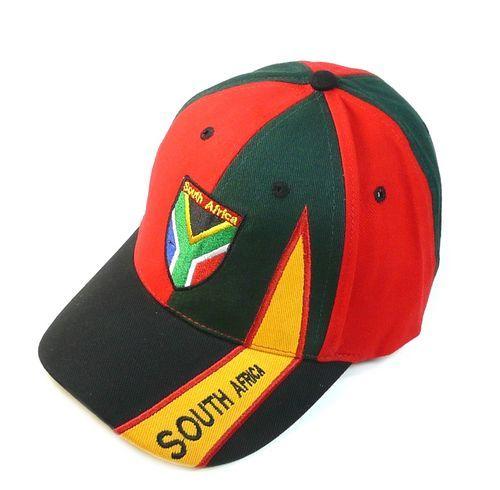 Basecap Südafrika