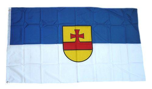 Flagge / Fahne Meppen Hissflagge 90 x 150 cm