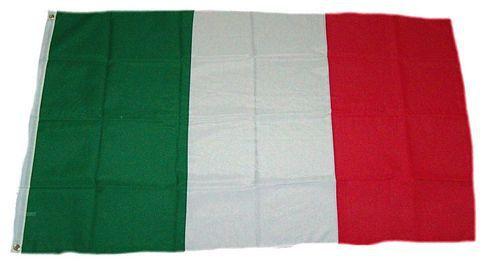 Flagge / Fahne Italien Hissflagge 90 x 150 cm