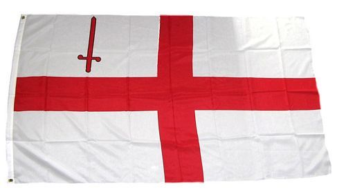 Fahne / Flagge England - London 90 x 150 cm