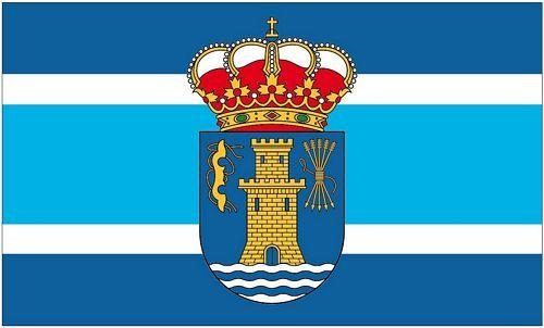Fahne / Flagge Spanien - Marbella 90 x 150 cm