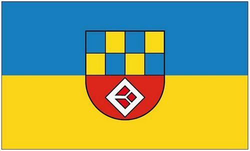 Fahne / Flagge Gemünden Hunsrück 90 x 150 cm