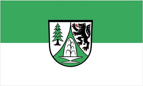 Flagge / Fahne Bad Rippoldsau Schapbach Hissflagge 90 x 150 cm