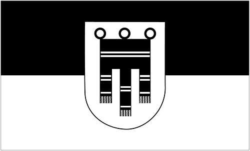 Fahne / Flagge Österreich - Feldkirch 90 x 150 cm