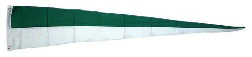 Langwimpel Schützenfest grün / weiß 30 x 150 cm