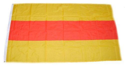 Fahne / Flagge Baden 90 x 150 cm