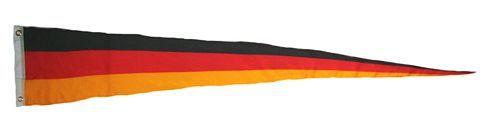 Langwimpel Deutschland 30 x 150 cm