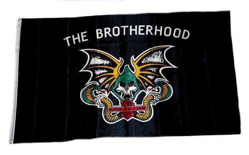 Fahne / Flagge The Brotherhood 90 x 150 cm
