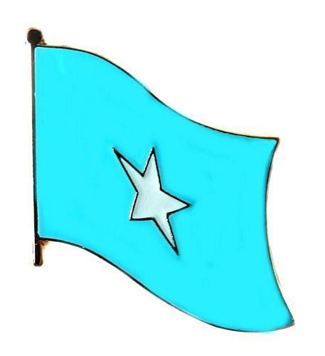 Fahnen Anstecker Pin Somalia