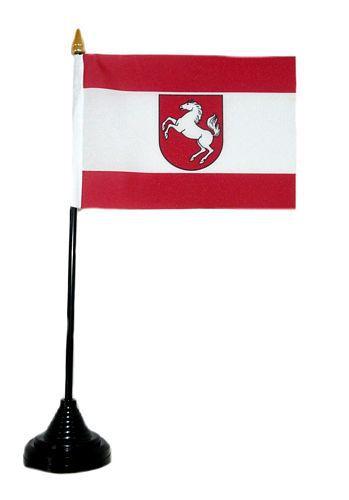 Tischfahne Westfalen alt 11 x 16 cm Flagge Fahne