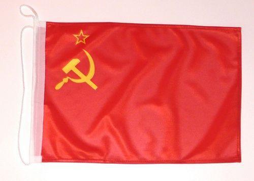 Bootsflagge UDSSR 30 x 45 cm