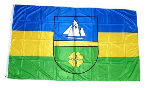 Fahne / Flagge Insel Poehl 90 x 150 cm