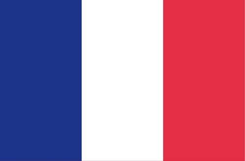 Fahnen Aufkleber Sticker Frankreich