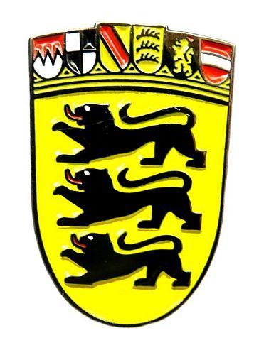 Pin Baden Württemberg Wappen Anstecker NEU Anstecknadel