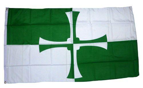 Fahne / Flagge Schottland - Kirkcudbrightshire 90 x 150 cm