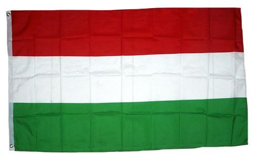 Fahne / Flagge Ungarn 60 x 90 cm