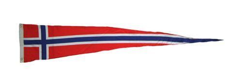 Langwimpel Norwegen 30 x 150 cm