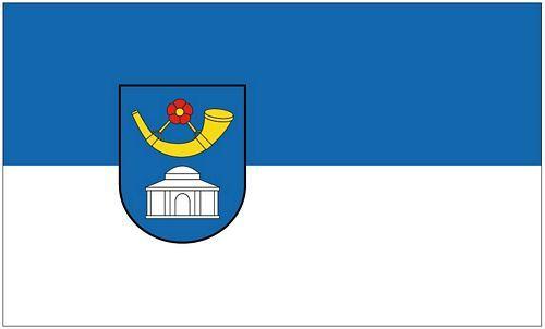 Fahne / Flagge Horn Bad Meinberg 90 x 150 cm