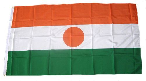 Flagge / Fahne Niger Hissflagge 90 x 150 cm