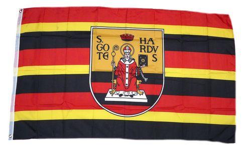 Flagge / Fahne Gotha Hissflagge 90 x 150 cm