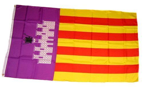 Flagge Fahne Spanien - Mallorca 90 x 150 cm