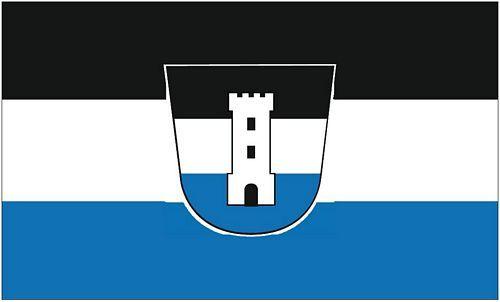 Fahne / Flagge Neu-Ulm 90 x 150 cm