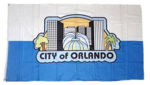 Fahne / Flagge USA - Orlando 90 x 150 cm