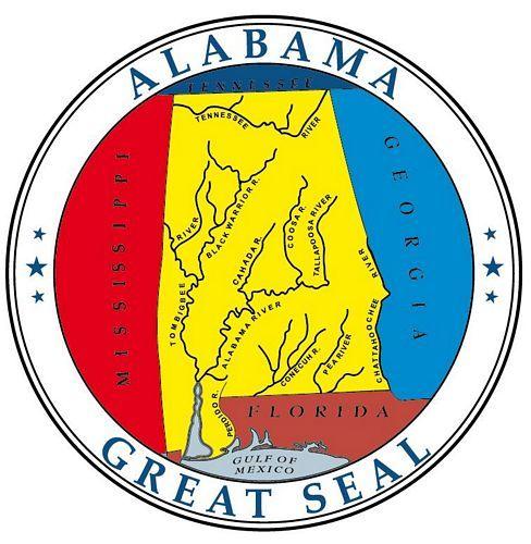 Aufkleber Arkansas Siegel Flagge Seal Fahne USA Autoaufkleber Sticker