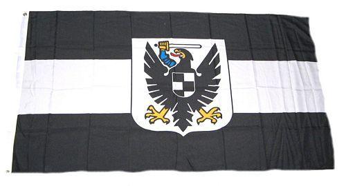 Fahne / Flagge Westpreußen 60 x 90 cm