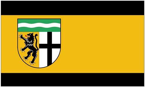 Fahne / Flagge Rhein Erft Kreis 90 x 150 cm