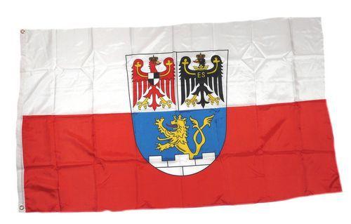 Flagge / Fahne Erlangen Hissflagge 90 x 150 cm
