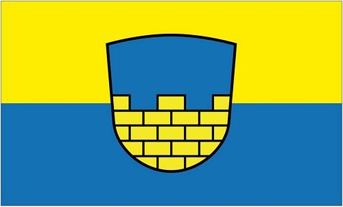 Fahne / Flagge Landkreis Bautzen 90 x 150 cm
